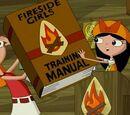 Images from Fireside Girl Jamboree