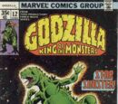 Godzilla, King of the Monsters (Marvel) Issue 12