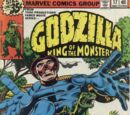 Godzilla, King of the Monsters (Marvel) Issue 17