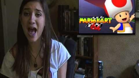 Allie Collins Nintendo Impressions