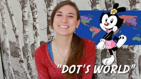 Allie Collins' Yakko's World (Animaniacs) - by Dot