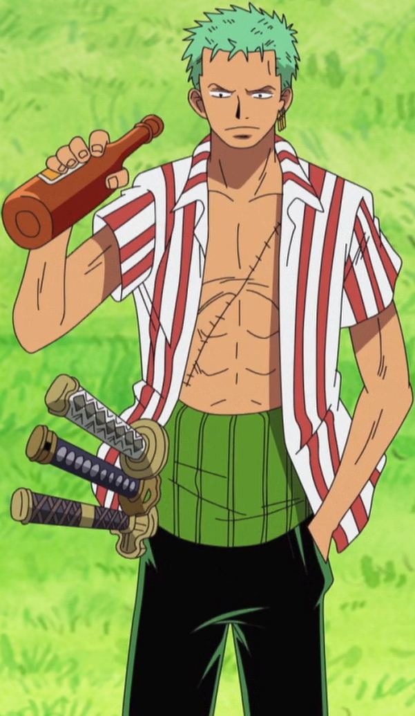 roronoa zoro - the one piece wiki