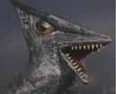Gamera - 5 - vs Guiron - 7 - Space Gyaos Roars.png