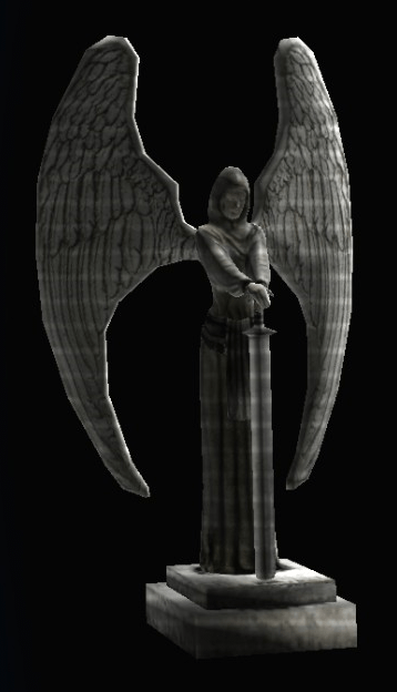 angel of justice statue