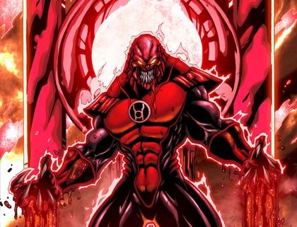Red lantern logo wallpaper - photo#55