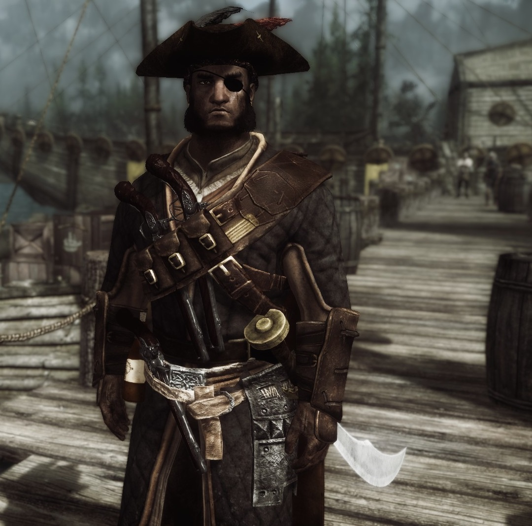 Request] Pirate themed mods  : skyrimmods