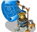 Apprentice's Campfire Blueprint