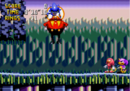 Knuckles and Espio Seeing Eggman escape.png