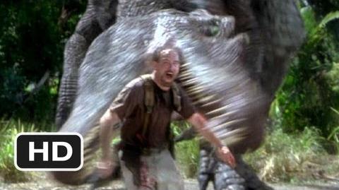 Jurassic Park 3 (1 10) Movie CLIP - Crash Landing (2001) HD-0