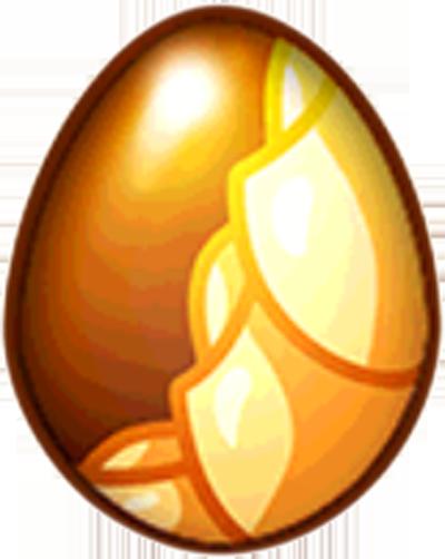 Bronze Dragon Egg