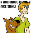 A Dog Ghoul is Not a Nice Sight!