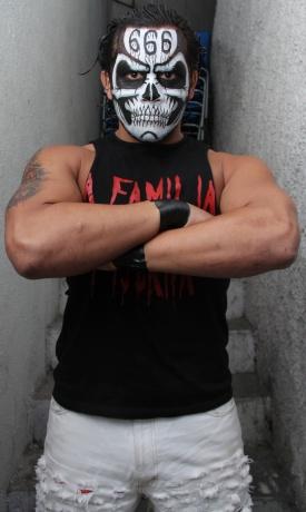 Wrestler Halloween Costume