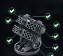 Siege Rockets