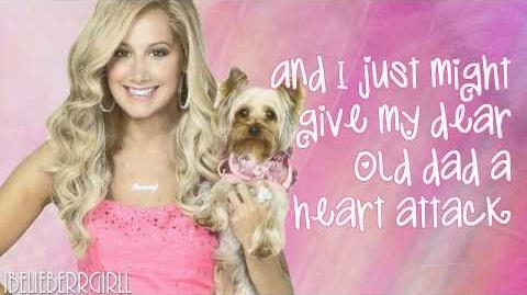 Ashley Tisdale - Gonna Shine (with lyrics)