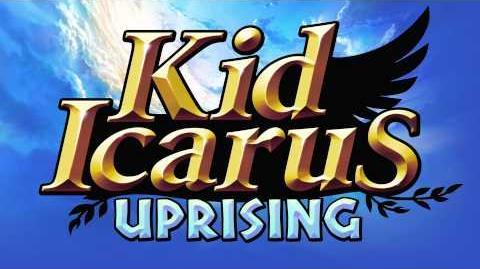 At the Sanctum - Kid Icarus Uprising