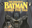 Greatest Batman Stories Ever Told Vol 2 (Collected)