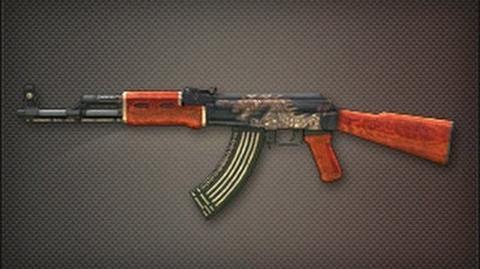 A.V.A 戰地之王 狂龍AK47 Recoil Test 彈道測試