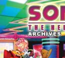 Archie Sonic Archives Volume 5