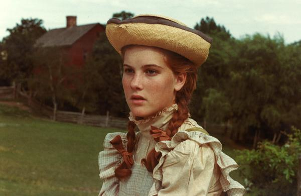 who played the original anne of green gables