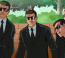 Black-Suited Agents