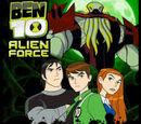 Ben 10 Força Alienígena: Vingança de Vilgax