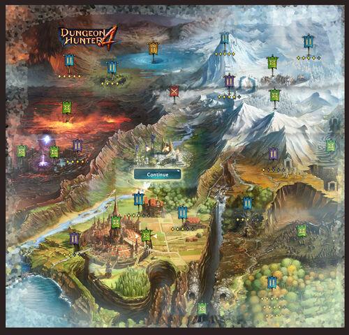 Dungeon hunter 4 walkthrough the beginning dungeon hunter 4 wiki