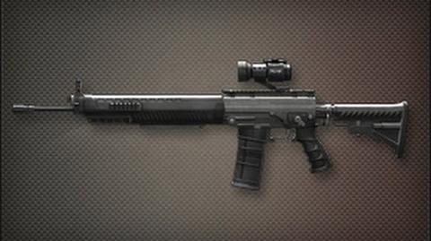 A.V.A 戰地之王 SG556 Recoil Test 彈道測試 (脈衝槍管MK.2)