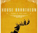 Baratheon's Bastards & Blades