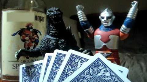 "Monster Island Buddies Episode 1 - ""Rodan Loves Mothra"""