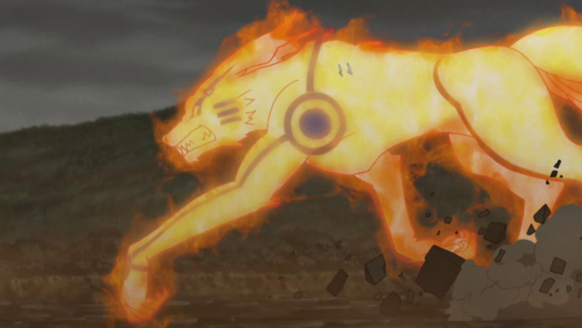 [FP] Uzumaki Naruto Naruto_no_Biju_Modo