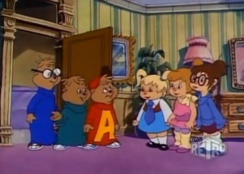 alvin and the chipmunks meet wolfman munkapedia