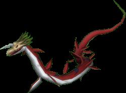 MegaSeadramon - Digimon Masters Online Wiki - Take a step ...