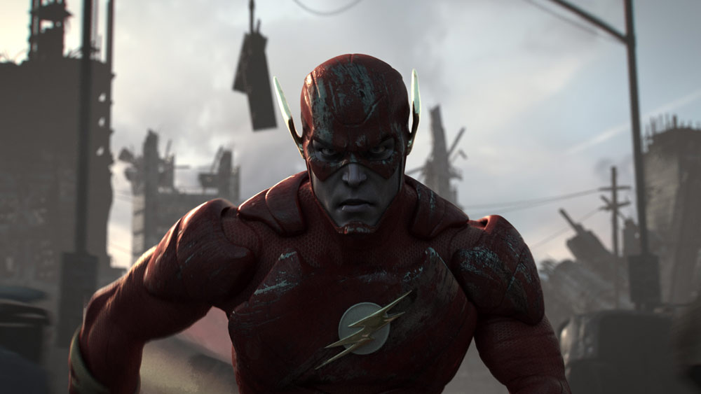 The Flash Online