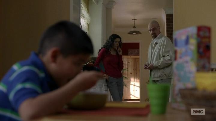 """Walter en casa de Andrea. ("""" To'hajiilee """")"""
