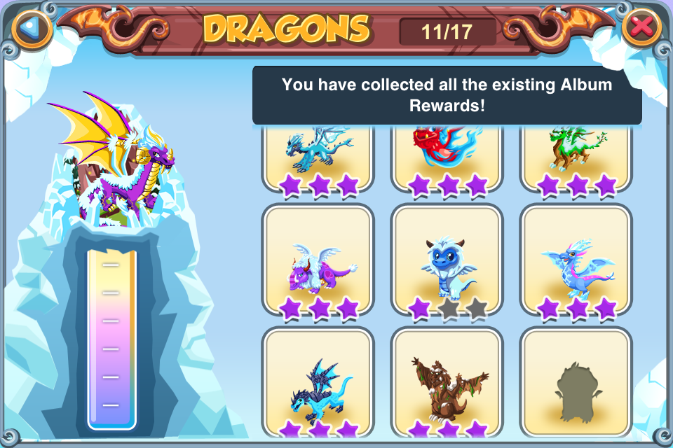 Dragon Story Breeding Calculator