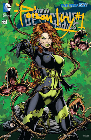[DC Comics] Batman: discusión general 300px-Detective_Comics_Vol_2_23.1_Poison_Ivy