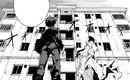 Rentaro and Tadashima look at the building.png