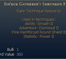 Ish'kuk Gatherer's Shrunken Head