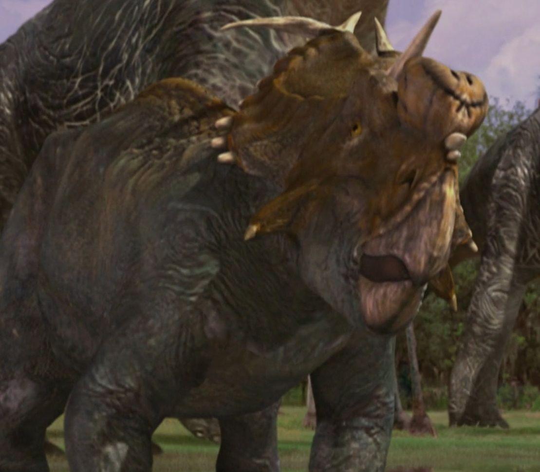 Pachyrhinosaurus - Disney Wiki | 1109 x 971 jpeg 94kB