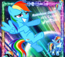Princesa larva/Rainbow Dash Club