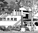 Sala gimnastyczna miasta Sendai