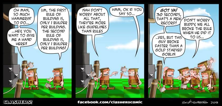 Rule 34 clash of clans archer
