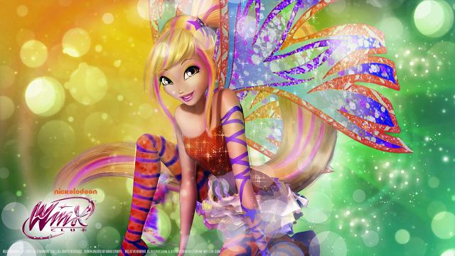 Image - Believeinwinx stella sirenix 3d wallpaper 3.png ...  Image - Believe...