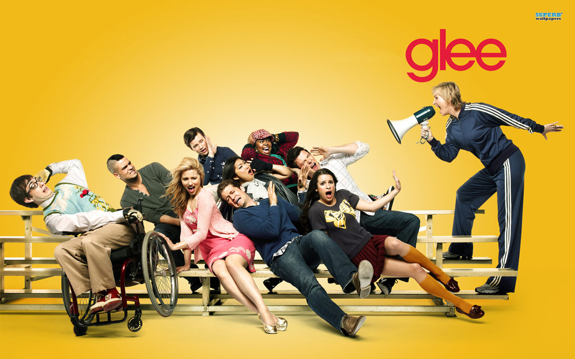 Capa do Glee 12869 1920x1200bb seriados