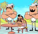 Guardaespaldas de Carlos