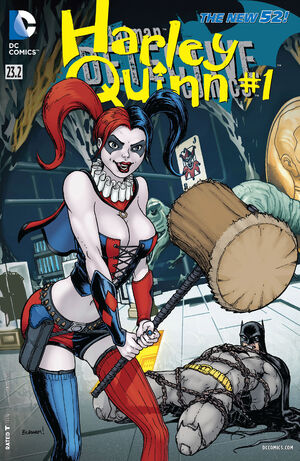 [DC Comics] Batman: discusión general 300px-Detective_Comics_Vol_2_23.2_Harley_Quinn