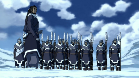 Image - Water Tribe warriors in 151 AG.png - Avatar Wiki ...