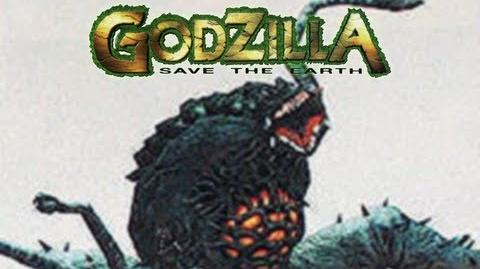 Biollante Gameplay in GODZILLA SAVE THE EARTH