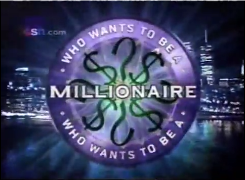Who wants to be a millionaire game harry potter