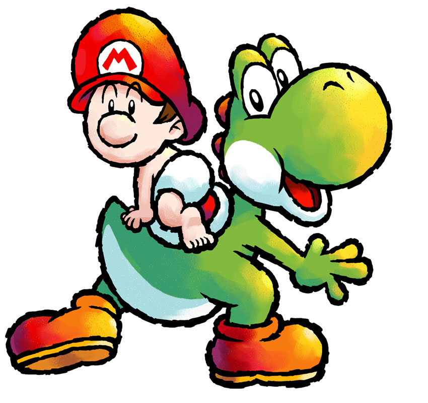 Yoshi (Super Mario character) - Ultimate Pop Culture Wiki
